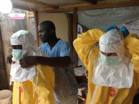 Ebola Decreases by Prayer Mission Board Chairman Says