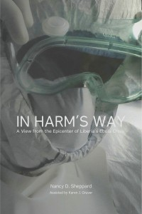Final Harm's way Book front cover