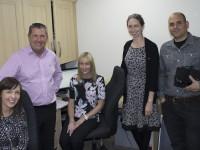 Rev. David DiCanio and Miss Joanne Greer visit friends in Carrickfergus, Northern Ireland.