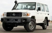 Mission Board Seeks Funds for New Vehicle